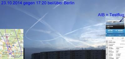 Schleifen über Berlin