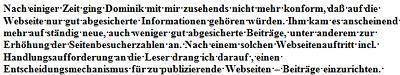 """Herr Altnickel kündigt bei """"Sauberer Himmel"""""""