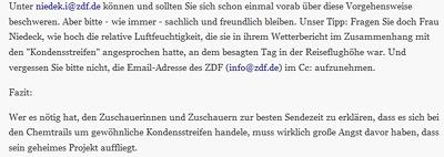 Kampagne gegen das ZDF