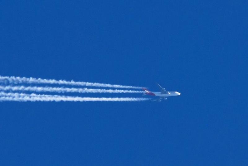 747-400 fleet profile: Air France,
