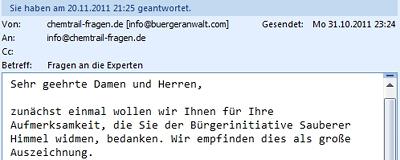 Storrs Zusammenarbeit mit chemtrail-fragen.de