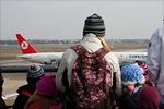 Am Flughafen - dicht dran