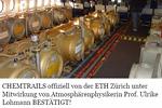 Hat die ETH Zürich Chemtrails bestätigt?