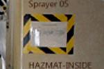 Chemtrailsprüher: Hazmat inside? Oder doch nicht?