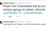 30.03.2015: Spiegel.TV, Thomas Heise und die Chemtrailer