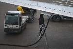 Kann an Flughäfen Chemie getankt werden (logistisch, technisch, personell)?