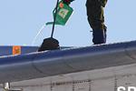 Können Zusatztanks in Flugzeugen für Chemikalien enthalten sein?