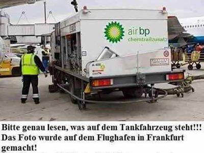 Flugzeugbetankung am Flughafen Wien-Schwechat