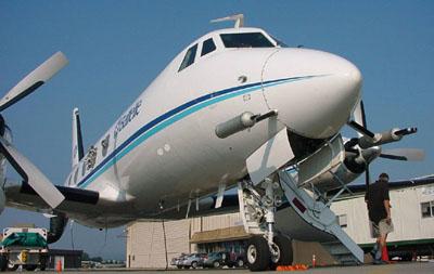 Battelle Gulfstream G-1 (N701BN)