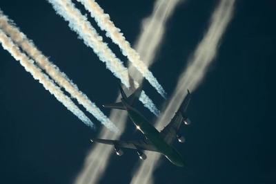 B-16402, Boeing 747-45E, EVA Air Cargo