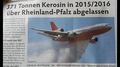 Eifel-Zeitung lügt mit falschem Foto