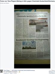 """Märchen in der """"Strassen Gazette"""" (hier: Ausgabe 136, 12/2013)"""