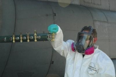 Modular Aerial Spray System