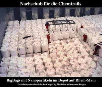 Natriumsulfat im Schiff