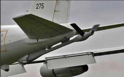 Luftbetankung: Israel Air Force, Boeing 707-3P1C, Reg.: 275 (cn 21334)
