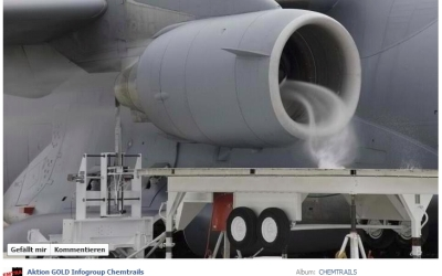C-17 creates a huge cyclonic twist during NASA test