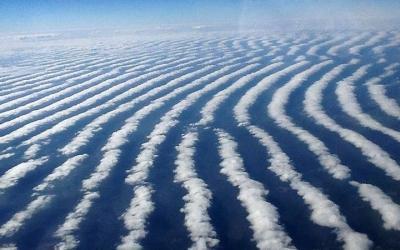 Cloud streets