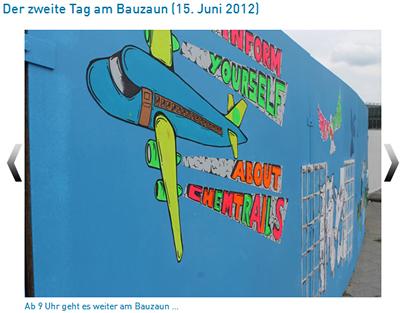 Das BMBF, Frau Cornelia Quennet-Thielen, das Wissenschaftsjahr 2012 – Zukunftsprojekt Erde und die Anna-Seghers-Schule