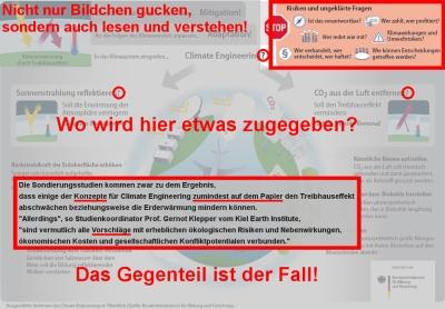 BMBF-Grafik zur Kieler Studie