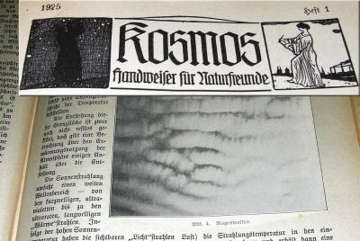 Kosmos 1925: Wogenwolken